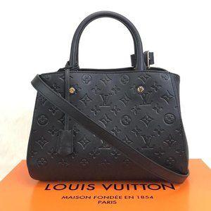 Louis Vuitton Montaigne MM Empreinte